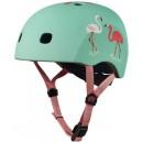 Bērnu riteņbraucēja ķivere - Flamingo
