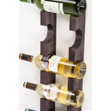 Sienas statīvs 6 vīna pudelēm