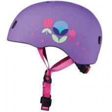 Bērnu riteņbraucēja ķivere - Floral